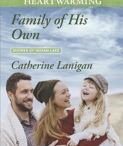 * Blog Tour / Book Review * FAMILY OF HIS OWN by Catherine Lanigan