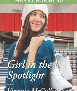 * Blog Tour / Book Review * GIRL IN THE SPOTLIGHT by Virginia McCullough