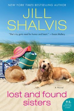 * Blog Tour / Book Review *  LOST AND FOUND SISTERS by Jill Shalvis