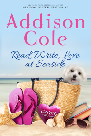 * Blog Tour / Book Review * READ, WRITE, LOVE AT SEASIDE