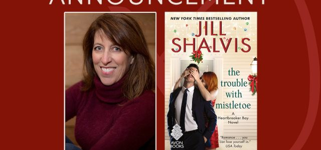 * Blog Tour * SPECIAL ANNOUNCEMENT from Jill Shalvis!