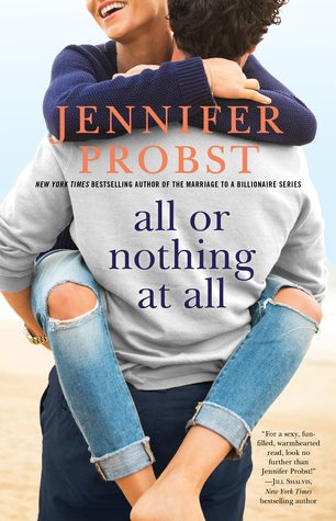 * Review * ALL OR NOTHING AT ALL by Jennifer Probst