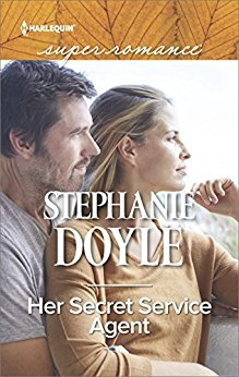 * Review * HER SECRET SERVICE AGENT by Stephanie Doyle