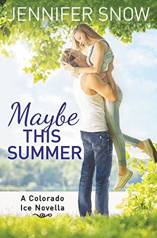 * Review * MAYBE THIS SUMMER by Jennifer Snow