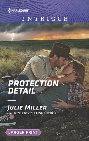 * Review * PROTECTION DETAIL by Julie Miller