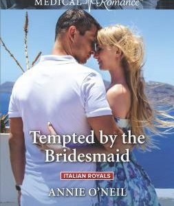 * Review * TEMPTED BY THE BRIDESMAID by Annie O'Neil