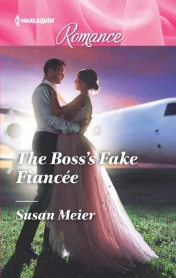 * Review * THE BOSS'S FAKE FIANCEE by Susan Meier