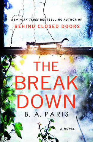 * Review * THE BREAKDOWN by B.A. Paris
