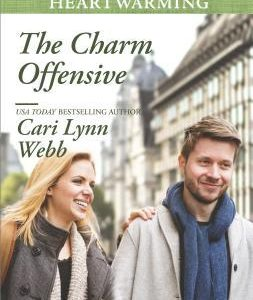 * Blog Tour / Book Review * THE CHARM OFFENSIVE by Cari Lynn Webb