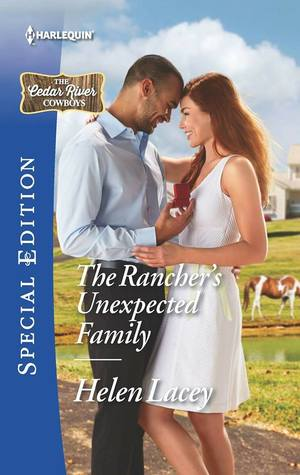 * Review * THE RANCHER'S UNEXPECTED FAMILY by Helen Lacey