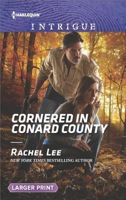 * Review * CORNERED IN CONARD COUNTY by Rachel Lee