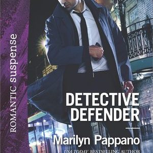 * Review * DETECTIVE DEFENDER by Marilyn Pappano