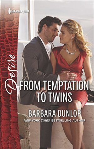 * Review * FROM TEMPTATION TO TWINS by Barbara Dunlop