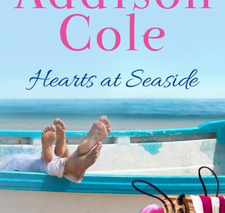 * Blog Tour / Book Review * HEARTS AT SEASIDE by Addison Cole