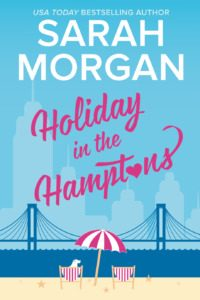 * Review * HOLIDAY IN THE HAMPTONS by Sarah Morgan