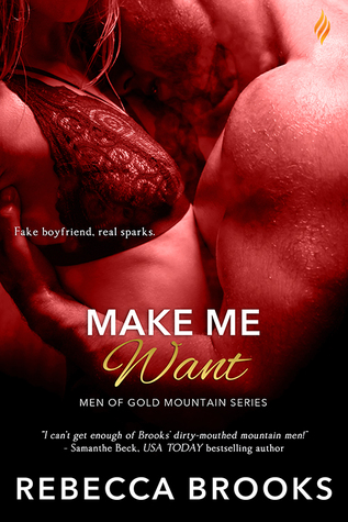 * Review * MAKE ME WANT by Rebecca Brooks