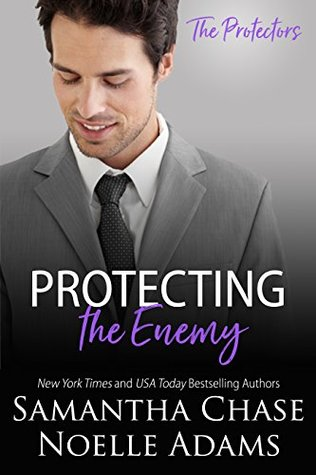 * Review * PROTECTING THE ENEMY by Samantha Chase and Noellle Adams