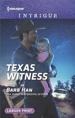 * Review * TEXAS WITNESS by Barb Han