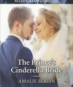 * Review * THE PRINCE'S CINDERELLA BRIDE by Amalie Berlin