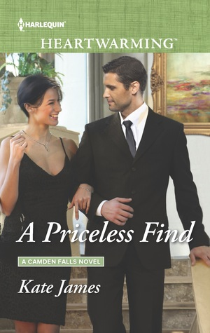 * Review * A PRICELESS FIND by Kate James