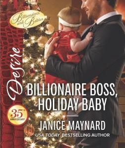 * Review * BILLIONAIRE BOSS, HOLIDAY BABY by Janice Maynard