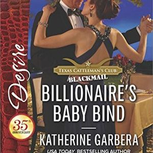 * Review * BILLIONAIRE'S BABY BIND by Katherine Garbera