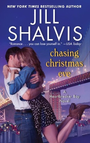 * Blog Tour / Review * CHASING CHRISTMAS EVE by Jill Shalvis