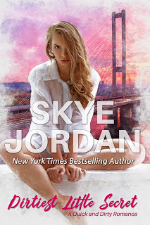 * Blog Tour / Review * DIRTIEST LITTLE SECRET by Skye Jordan