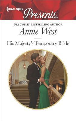 * Review * HIS MAJESTY'S TEMPORARY BRIDE by Annie West