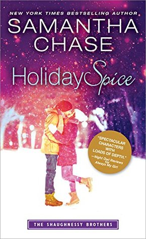 * Review * HOLIDAY SPICE by Samantha Chase