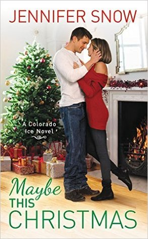 * Review * MAYBE THIS CHRISTMAS by Jennifer Snow