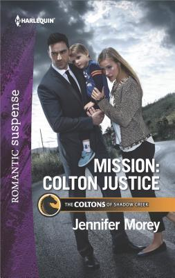 * Review * MISSION: COLTON JUSTICE by Jennifer Morey