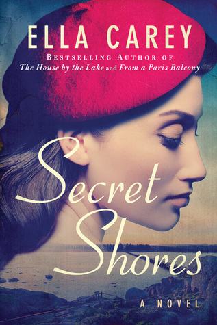 * Review * SECRET SHORES by Ella Carey