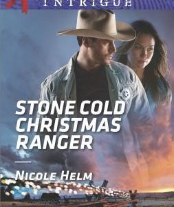* Review * STONE COLD CHRISTMAS RANGER by Nicole Helm