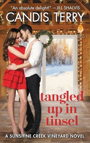 * Review * TANGLED UP IN TINSEL by Candis Terry
