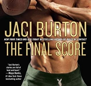 * Release Blast / Book Review * THE FINAL SCORE by Jaci Burton