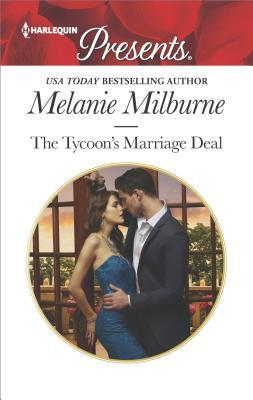 * Review * THE TYCOON'S MARRIAGE DEAL by Melanie Milburne