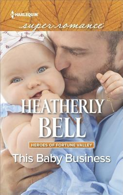 * Review * THIS BABY BUSINESS by Heatherly Bell