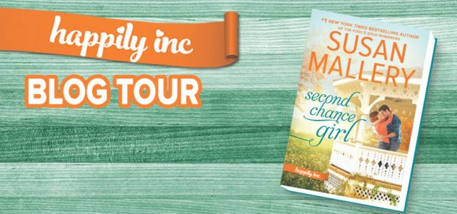 * Blog Tour / Release Blast * SECOND CHANCE GIRL by Susan Mallery