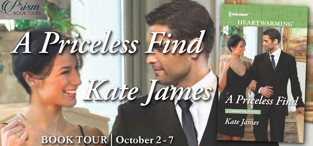 * Blog Tour / Release Blast * A PRICELESS FIND by Kate James