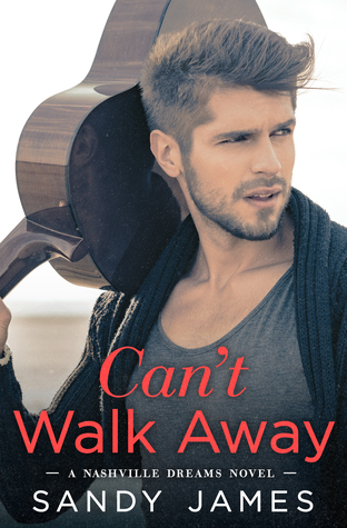 * Review * CAN'T WALK AWAY by Sandy James