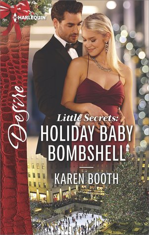 * Review * HOLIDAY BABY BOMBSHELL by Karen Booth
