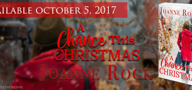* Blog Tour / Book Review * A CHANCE THIS CHRISTMAS by Joanne Rock