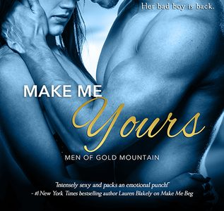 * Review * MAKE ME YOURS by Rebecca Brooks