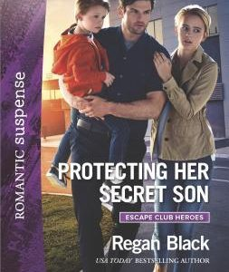 * Review * PROTECTING HER SECRET SON by Regan Black