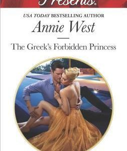 * Review * THE GREEK'S FORBIDDEN PRINCESS by Annie West