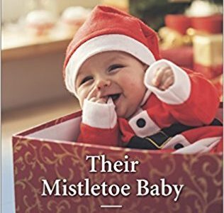 * Review * THEIR MISTLETOE BABY by Karin Baine