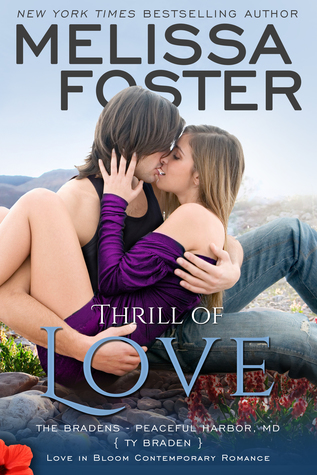 * Blog Tour / Review * THRILL OF LOVE by Melissa Foster