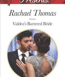 * Review * VALDEZ'S BARTERED BRIDE by Rachael Thomas