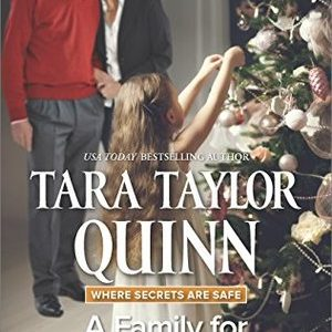 * Blog Tour / Book Review * A FAMILY FOR CHRISTMAS by Tara Taylor Quinn